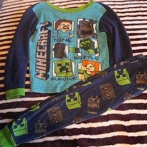 Other - Minecraft pajamas